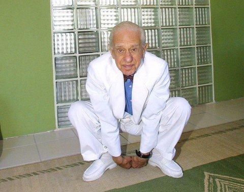 Moysés Paciornik e seus estudos referentes a Ginástica Íntima