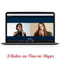 Curso de Pompoarismo pelo Skype