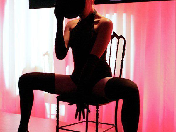 Chair Dance - dança poderosa e sensual
